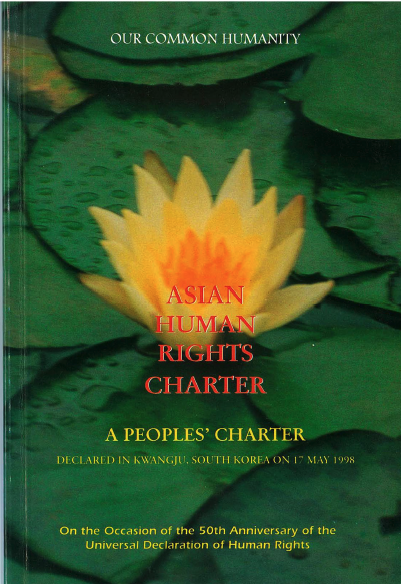 ASIAN HUMAN RIGHTS CHARTER PDF DOWNLOAD