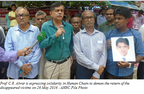 BANGLADESH: Families demand return of their disappeared dear-ones within the month of Ramadan