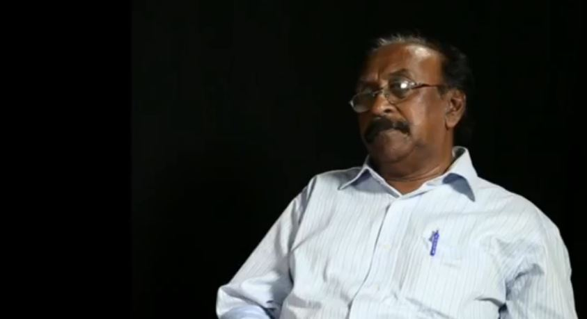 ASIA: Poetry reading and discussion with Professor. K G Sankarapillai